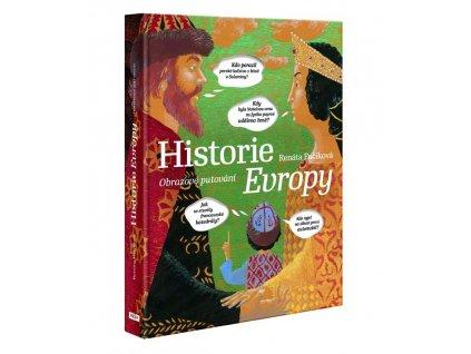 historie evropy obrazove putovani fucikova r krolupperova d
