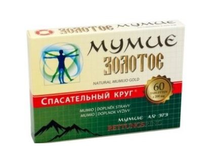 mumio gold 60