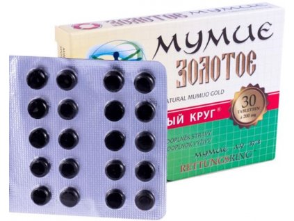 mumio gold 30