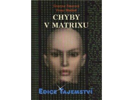 chyby v matrix