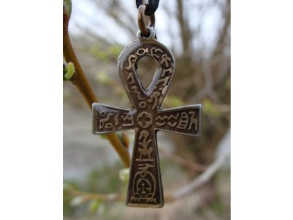 Přívěsek ANCH - egyptský kříž života