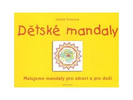 Libuše Švecová: Dětské mandaly