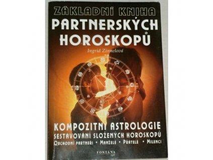 Základní kniha partnerských horoskopů