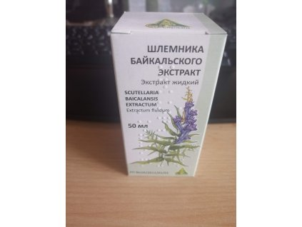 sisak bajkalsky 50ml