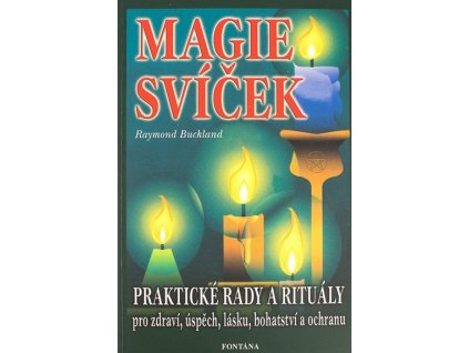 Raymond Buckland: Magie svíček