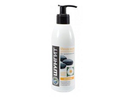 Frattivn: Šungitové výživné mýdlo na citlivou pokožku 300ml