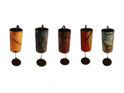 Zvonkohra Shanti Zaphir: Sada 5 živlů (doprava zdarma)