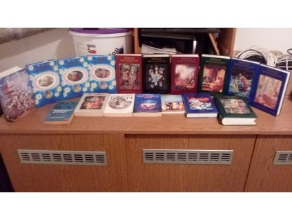 Védy Srimad Bhagavatam: sada knih
