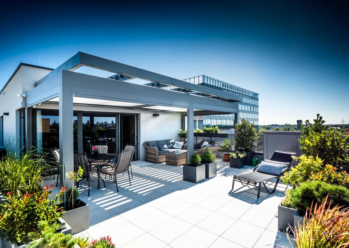 Balkon či terasa jako vaše oáza klidu ve víru velkoměsta
