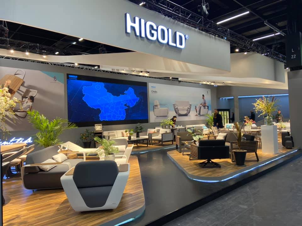 HIGOLD: Značka zahradního nábytku ověšená prestižními cenami za design