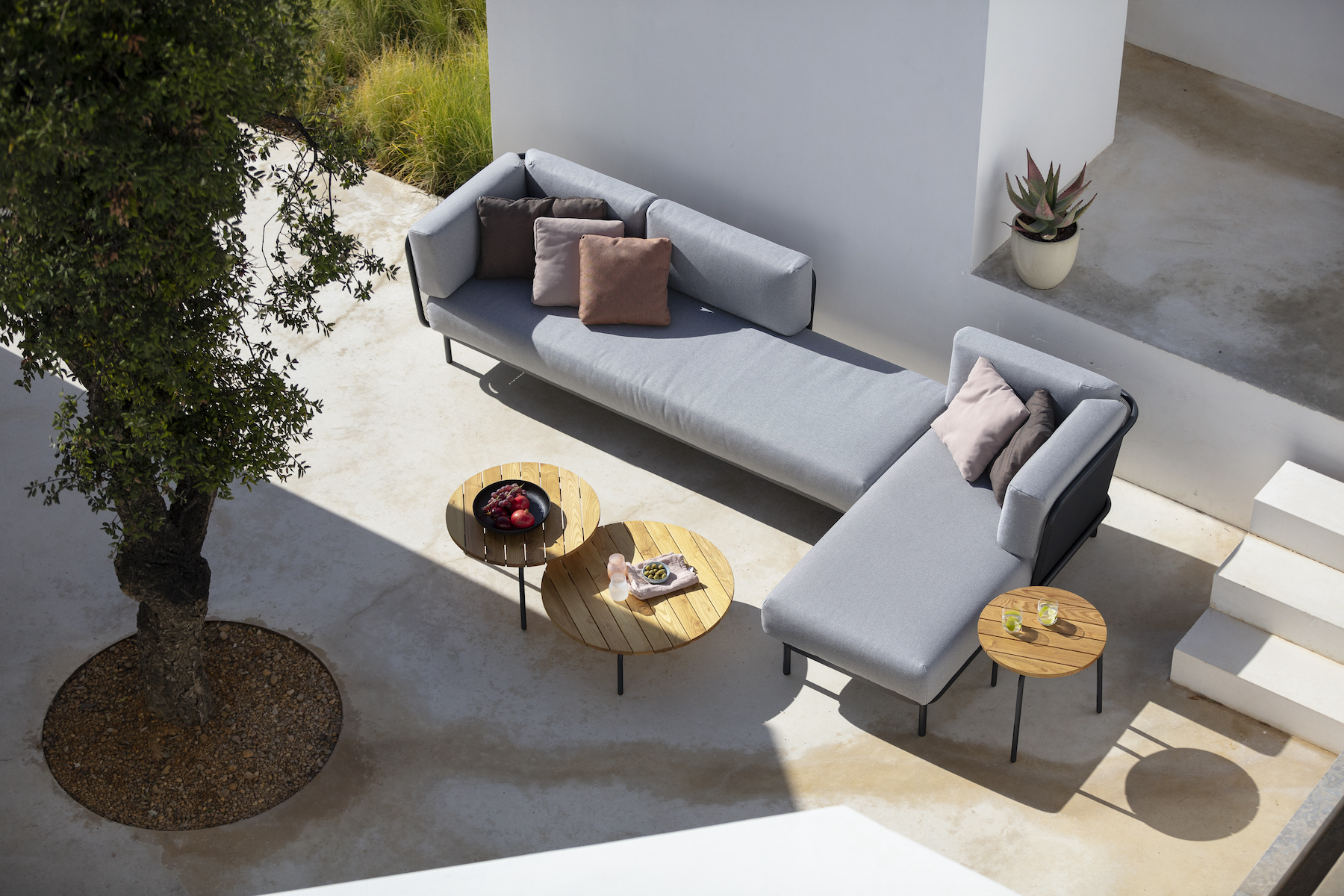 Nabídka zahradního nábytku