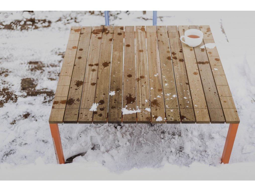 Zahradní konferenční stolek Bistrot