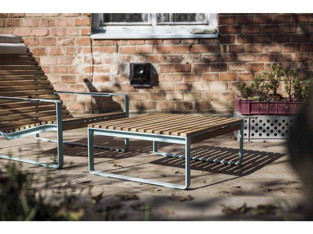 Zahradní stolek/podnožka Preva