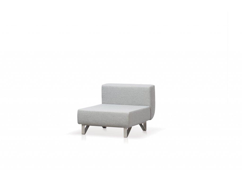 Modulární sedačka Lotos l středový díl