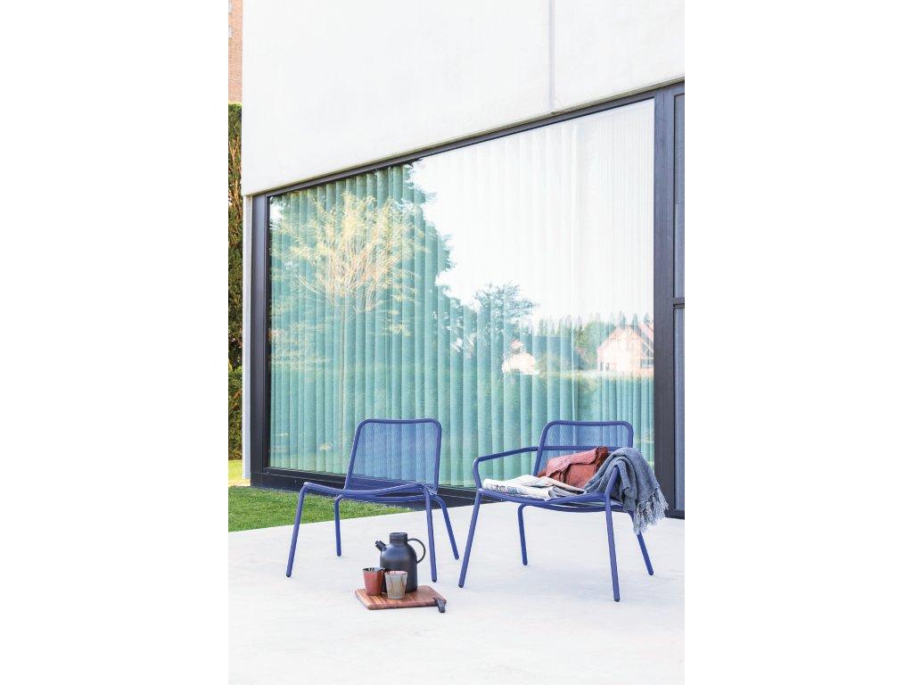 Venkovní nízká židle Starling