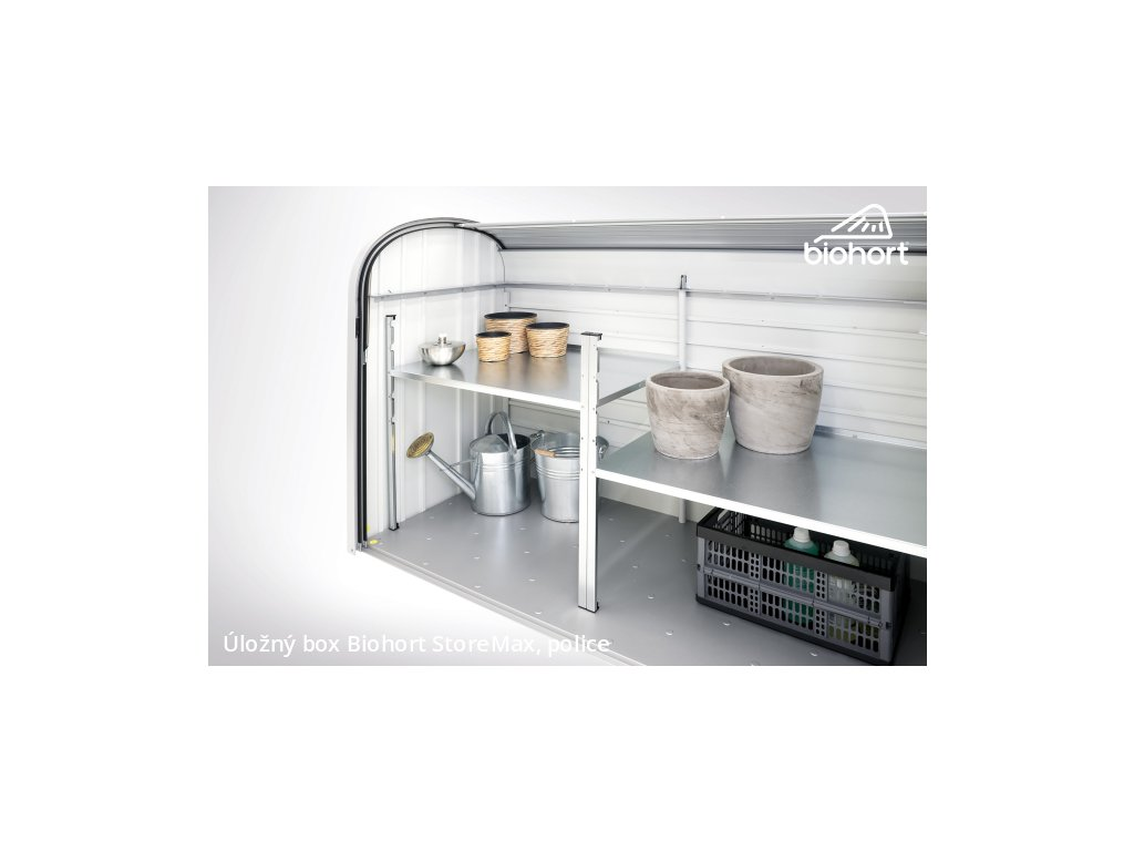 Biohort Dvojitá podlážka StoreMax® 160