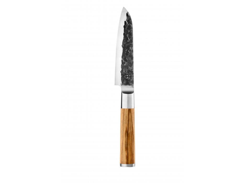Nůž Santoku 14cm Olive
