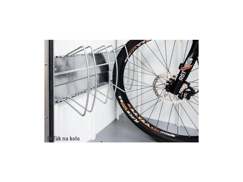 "Biohort Stojan na kola ""bikeHolder"""