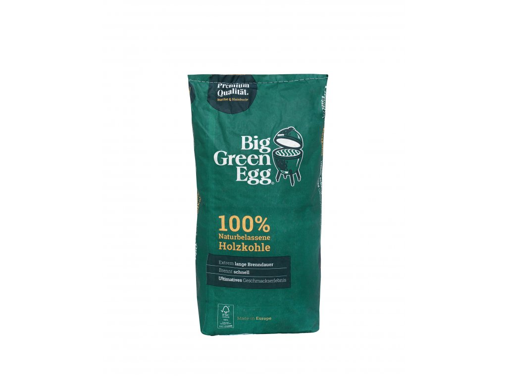 Dřevěné uhlí BGE Premium 4 kg