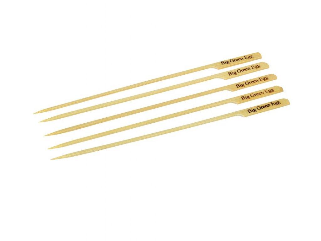 Bambusové špízy