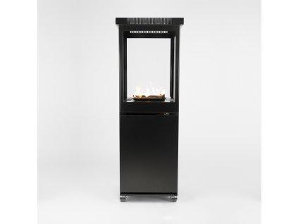 Terasový ohřívač Sunwood Marino černý