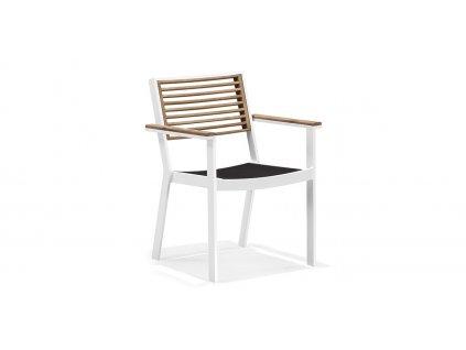 Jídelní židle s opěradly York Higold