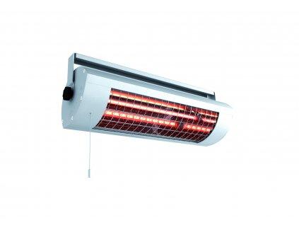 SOLAMAGIC 1400 ECO+ stříbrný s táhlovým vypínačem