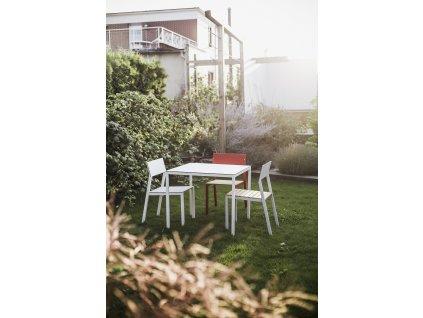 Zahradní jídelní stůl Cora malý HPL