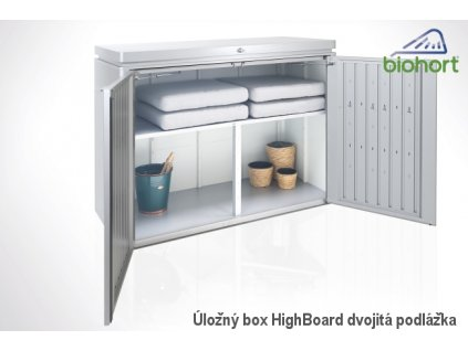 Biohort Dvojitá podlážka HighBoard 160