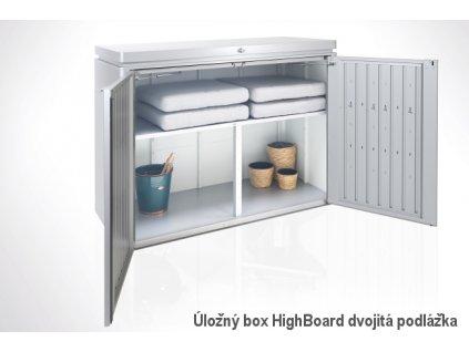 Biohort Dvojitá podlážka HighBoard 200
