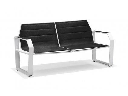 Zahradní sedačka pro 2 osoby Nomad