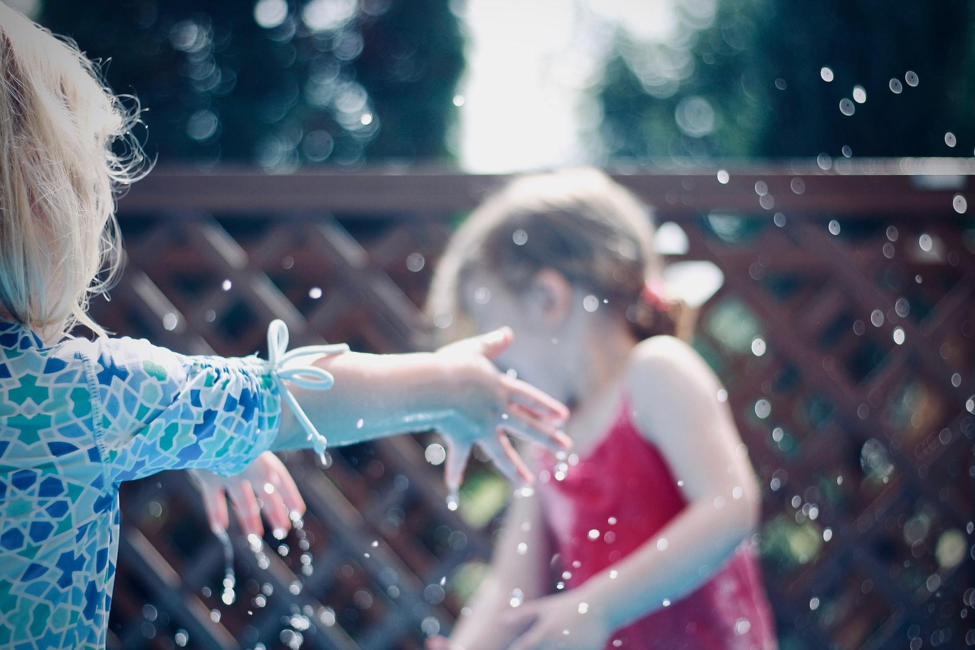 Letné hry alebo ako urobiť zo záhrady raj pre deti