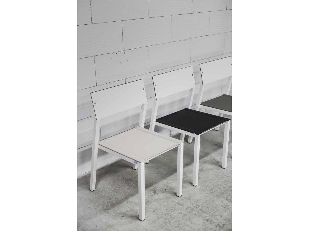 Zahradní židle Cora HPL+Batyline