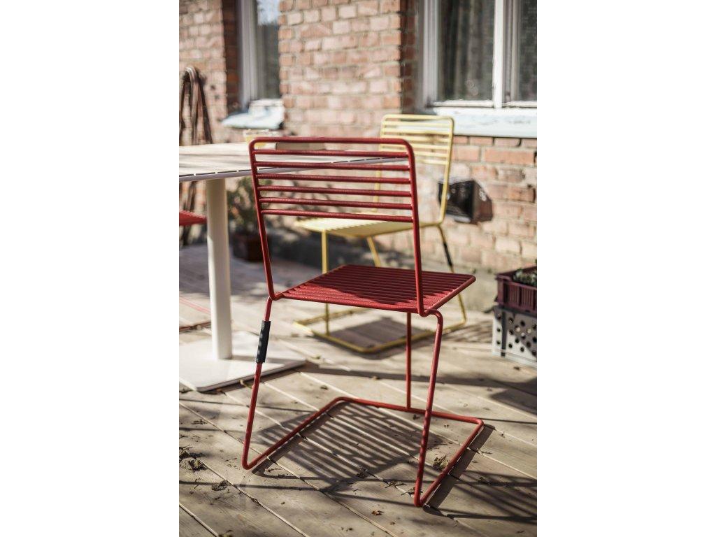 Zahradní židle Tina bez područek