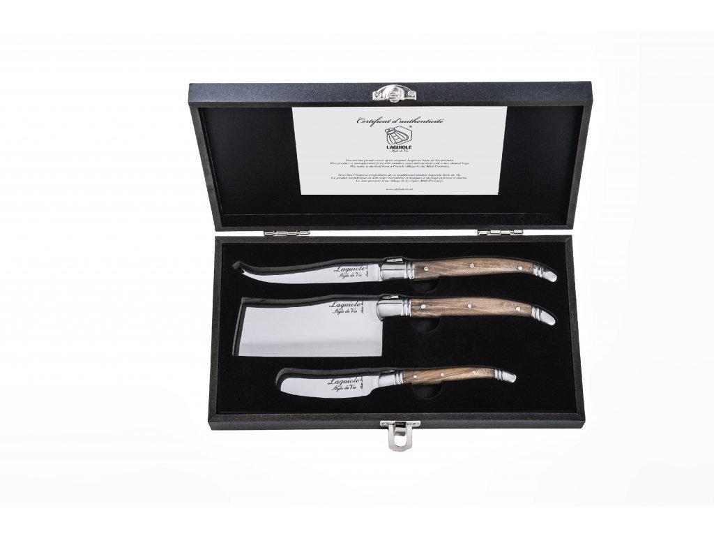 Nože na syr Laguiole Luxury