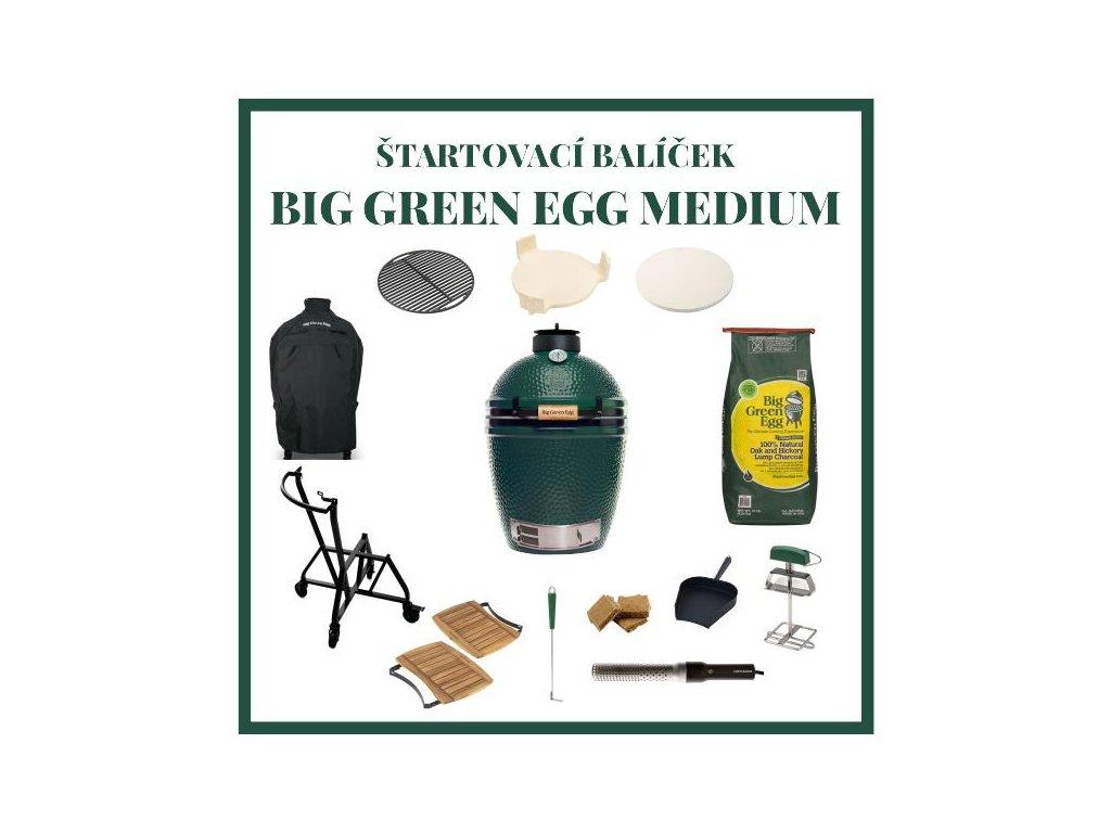 big green egg medium zostava