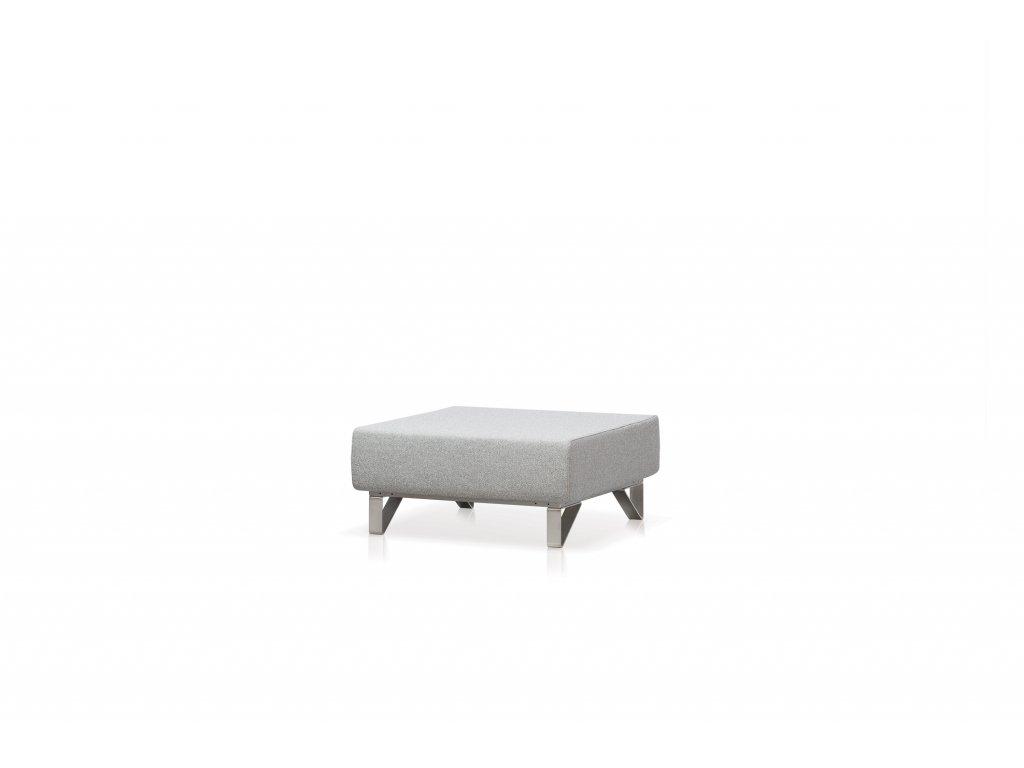 Modulární sedačka Lotos l podnožka