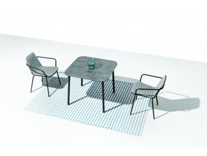 Venkovní jídelní stůl Starling 100 (Ostatní keramika)