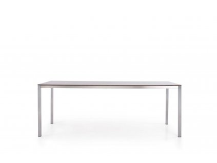 Table brushed