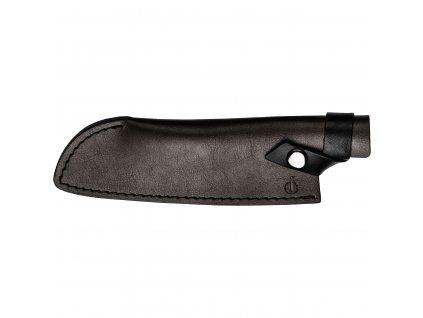 Kožené pouzdro na Santoku nůž 18cm
