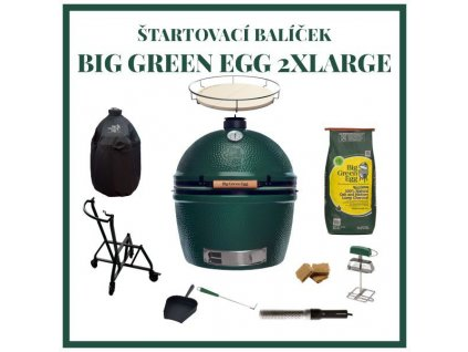 big green egg 2xlarge zostava