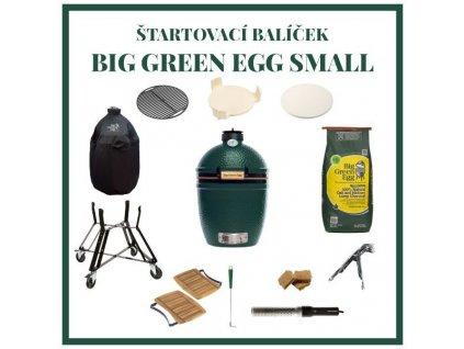 big green egg small zostava
