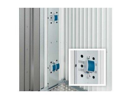 Biohort Elektro montážní panel 185 cm