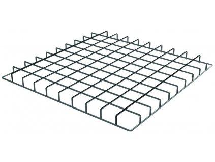 Mřížka z nerezové oceli pro doplnění nástavbového stolu
