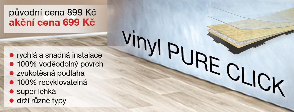 vinyl PURE CLICK