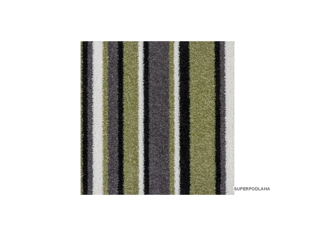 koberec full art 6360 zeleny