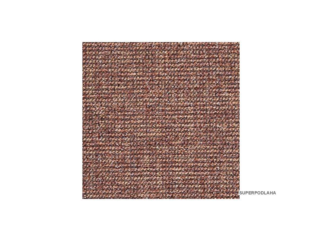 koberec manhattan 7637 oranzovy