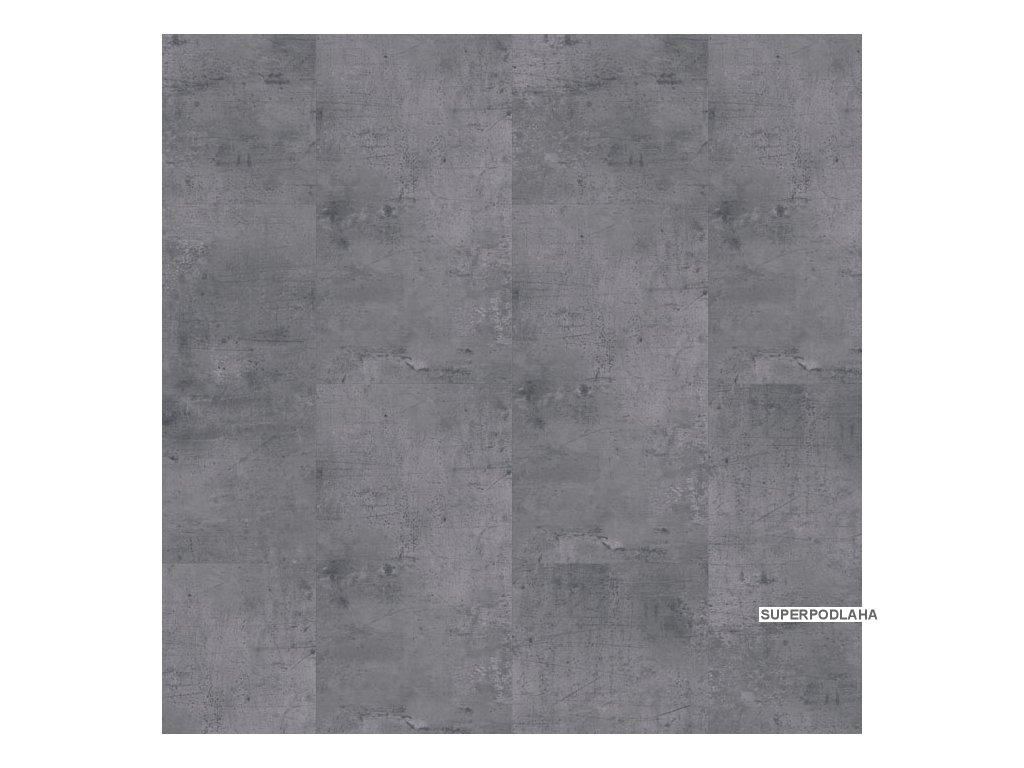 vinylova podlaha tarko clic 55 v 52096 zinek vintage stribrny