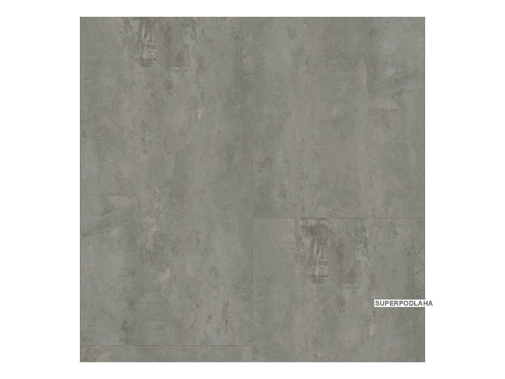 vinylova podlaha tarko clic 55 v 57160 beton hruby tmave sedy