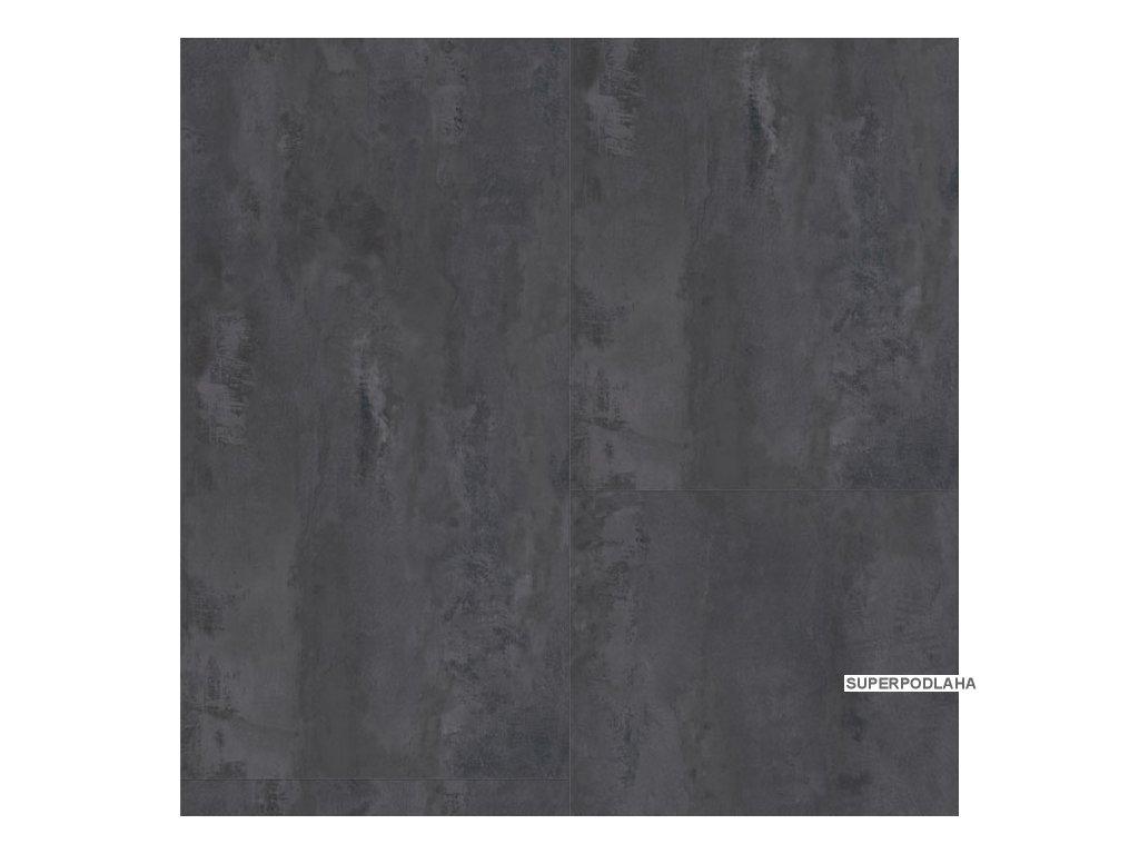 vinylova podlaha tarko clic 55 v 57161 beton hruby cerny